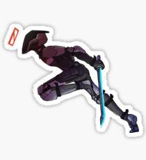 Borderlands Zero Sticker