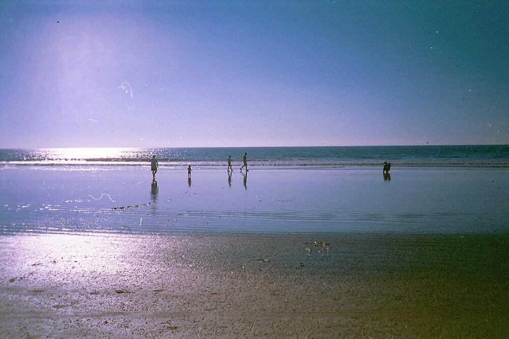 Shadows of the Ocean by M Sue Monroe