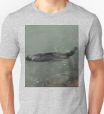 Swimming Seal,Narooma,Australia 2017 T-Shirt