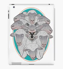 Wolf in Sheep's Clothing iPad Case/Skin