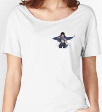 Levi Ackerman Women's Relaxed Fit T-Shirt