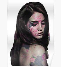 Flower Lana Poster