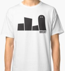 Ghost City Comics Competition Logo - White Classic T-Shirt