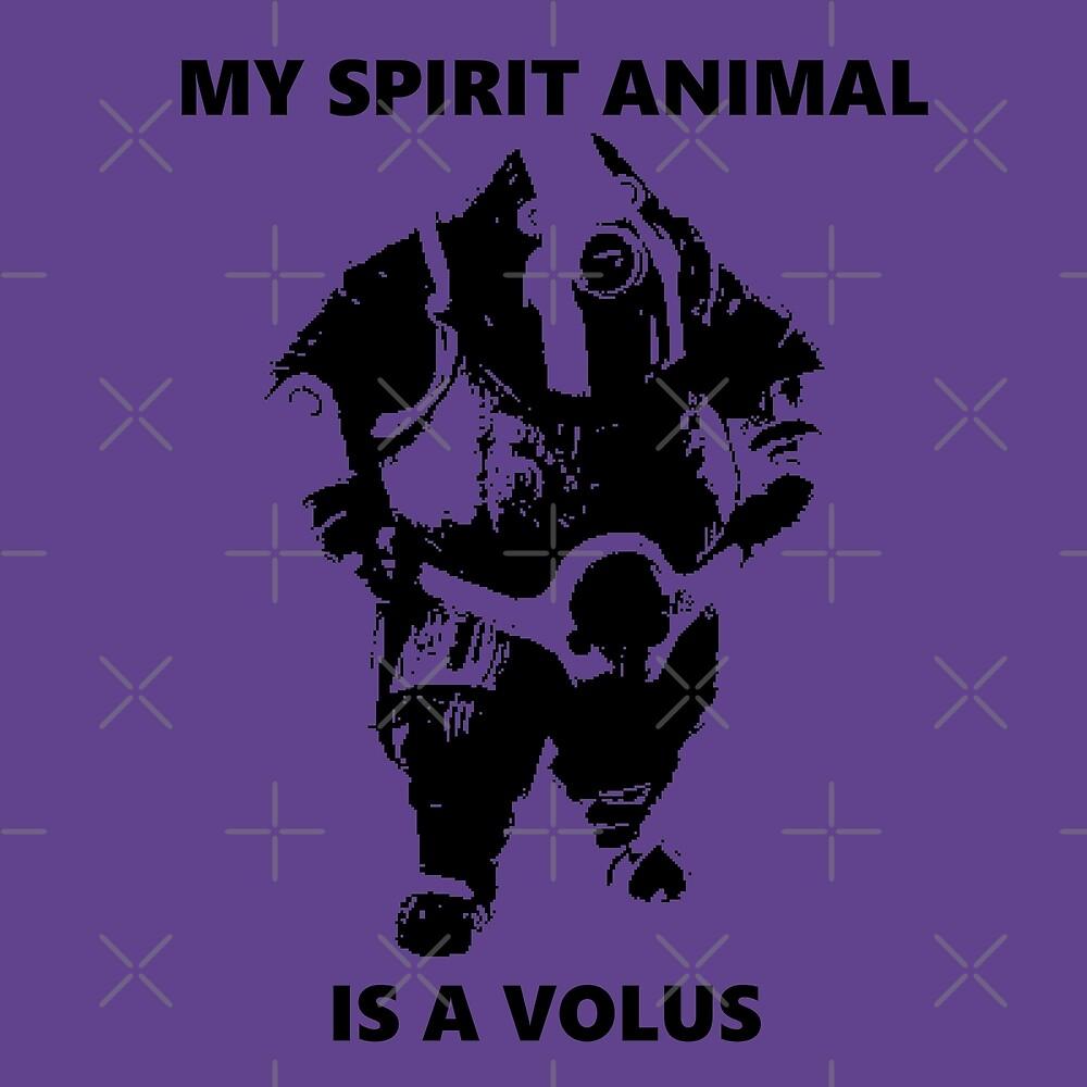 Spirit Animal - Volus by WhoIsJohnMalt