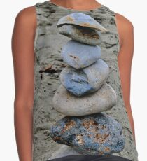 Tower of Stones Contrast Tank