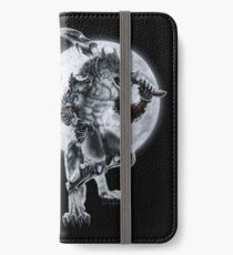 Lycan Knight iPhone Wallet/Case/Skin