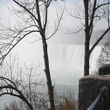 Niagara Falls by DavidGelhar