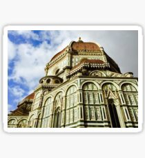 The Duomo, Florence, Italy Sticker