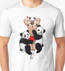Bare Beef Tees, Panda Lover T-Shirt