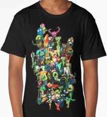 Monster Party Long T-Shirt