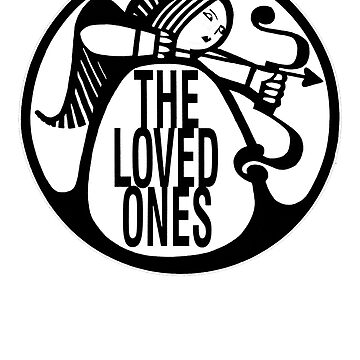 The Loved Ones original drumskin design 1965 by lynchmob