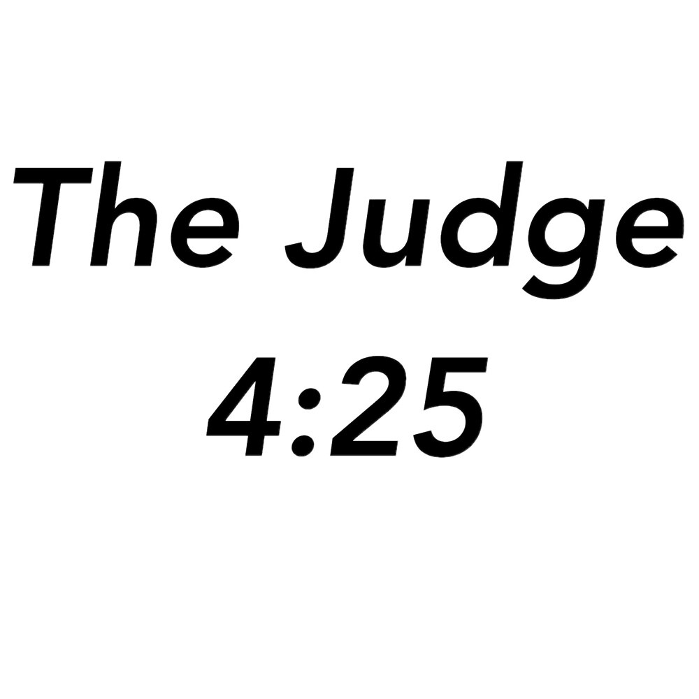 "The Judge 4:25 ""Josh Dun"" by megggk"