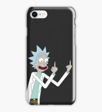 He Rick from Rick and Morty iPhone Case/Skin