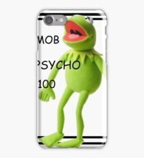mob psycho 100 shirt iPhone Case/Skin