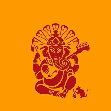 Ganesh plugged in by lynchmob