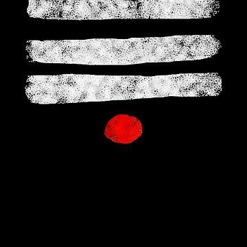 Shiva Stripes by lynchmob