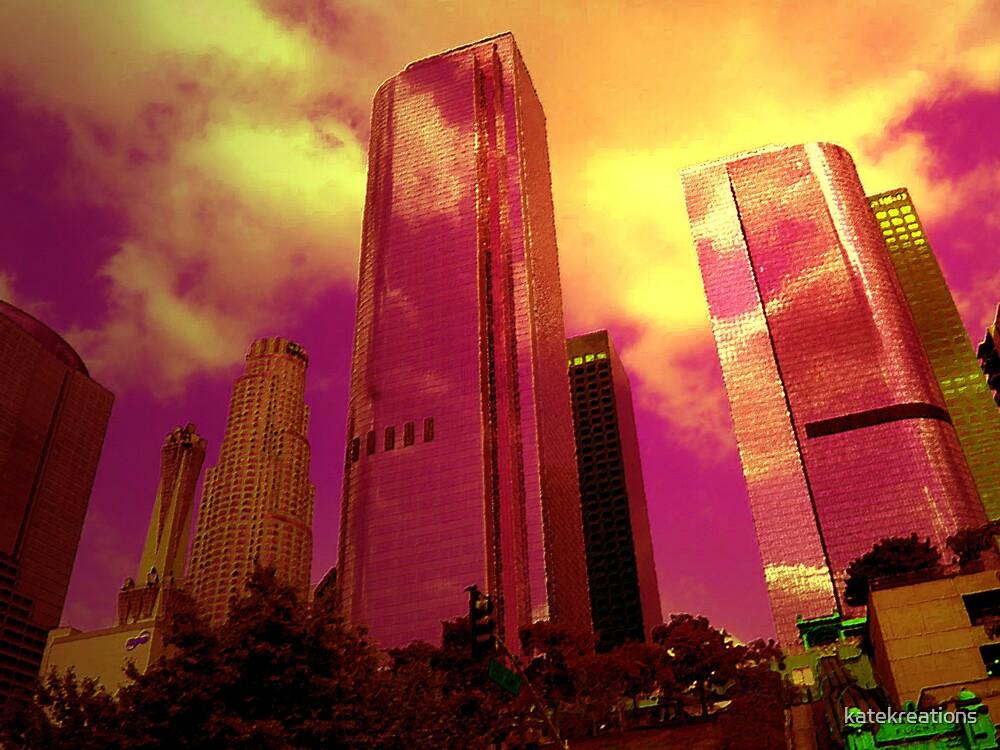 Los Angeles by katekreations