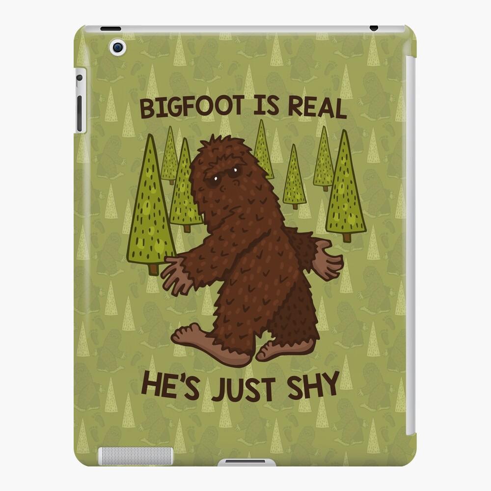Bigfoot is Real! iPad Snap Case
