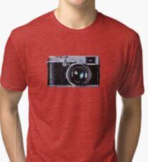 Watercolor Camera | Trendy/Hipster/Tumblr Meme Tri-blend T-Shirt