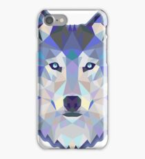 Wolf Face iPhone Case/Skin