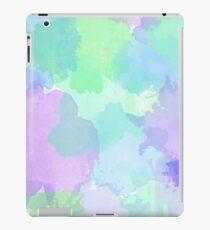 Cool Watercolor iPad Case/Skin