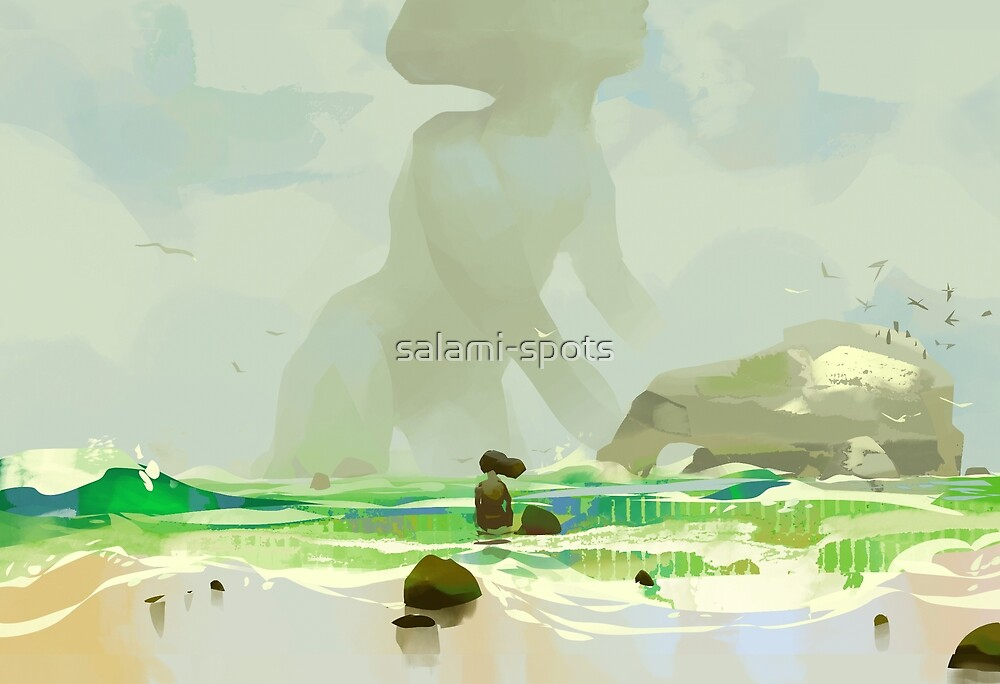 Wildlands 2 by salami-spots