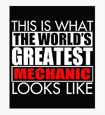 Mechanic Quotes Endearing Mechanic Quotes Wall Art  Redbubble