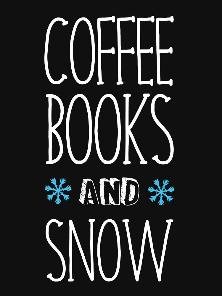 Coffee Books And Snow by kamrankhan