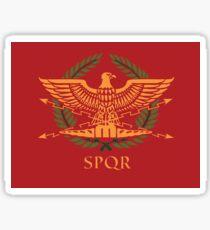 SPQR-Red Sticker