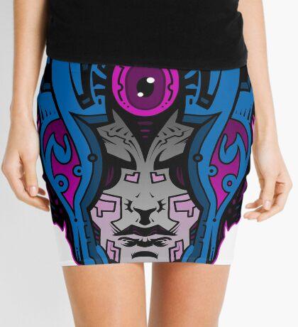 Mind Warp! Mini Skirt
