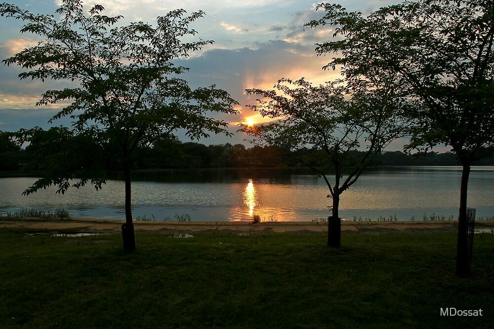 DC Sunset by MDossat