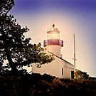 Cabrillo Light House by HeavenOnEarth