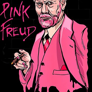 the pink freud by marioegallegos