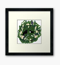 Kim's Meadow Framed Print