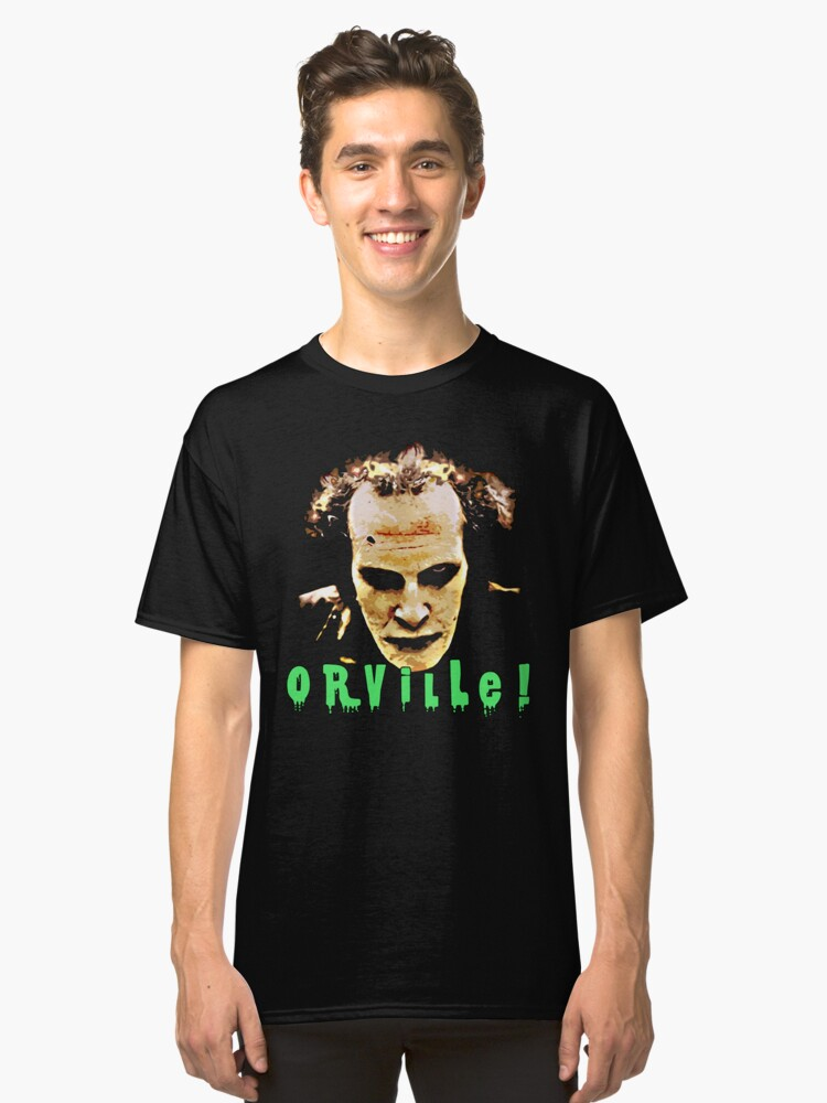 Orville! Classic T-Shirt Front