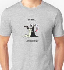 A Reaper's Work Is Never Done Unisex T-Shirt