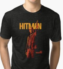 The Hit Man Tri-blend T-Shirt