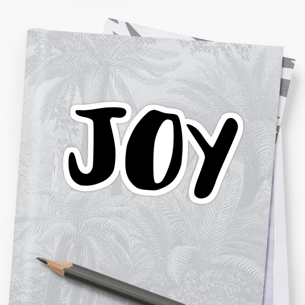 Joy by FTML