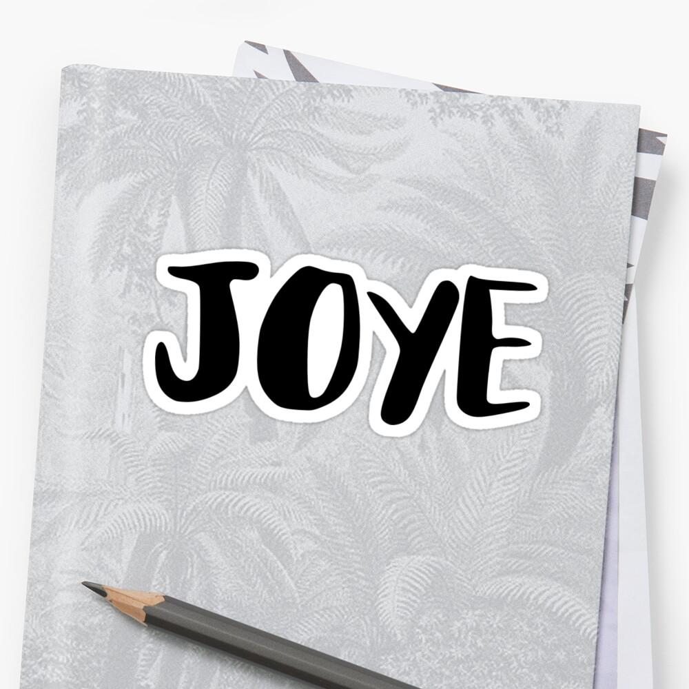 Joye by FTML