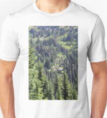 Rainier Trees 1 T-Shirt