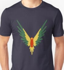 Maverick Birds Flying T-Shirt
