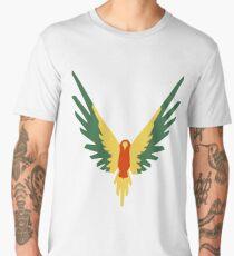 Maverick Birds Flying Men's Premium T-Shirt