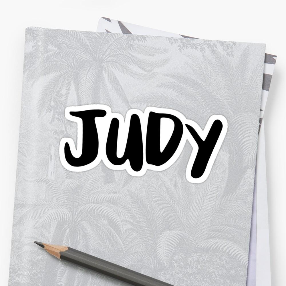 Judy by FTML