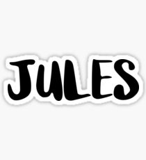 Jules Sticker