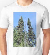 Rainier Trees 2 T-Shirt
