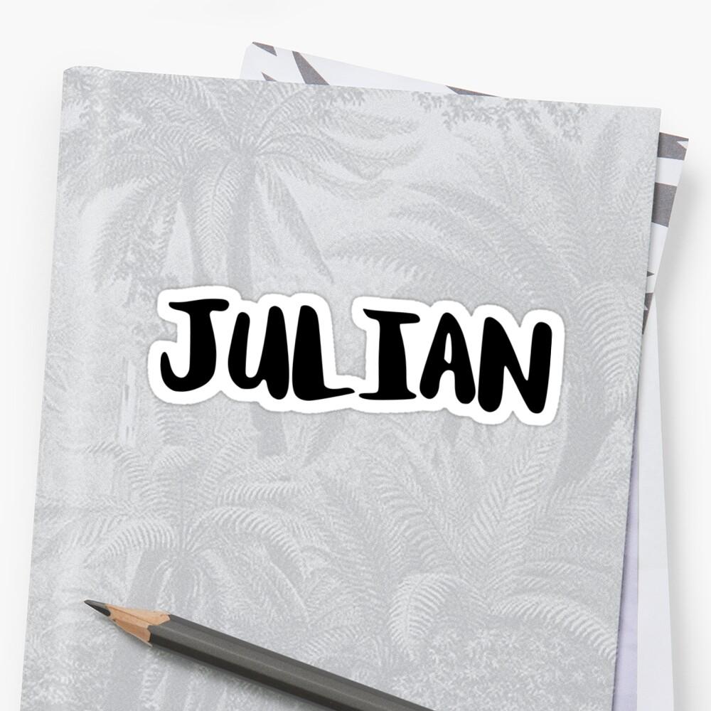 Julian by FTML