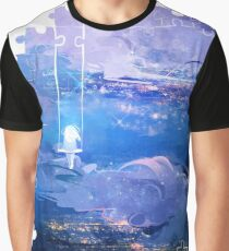 above the clouds: puzzle edition Graphic T-Shirt