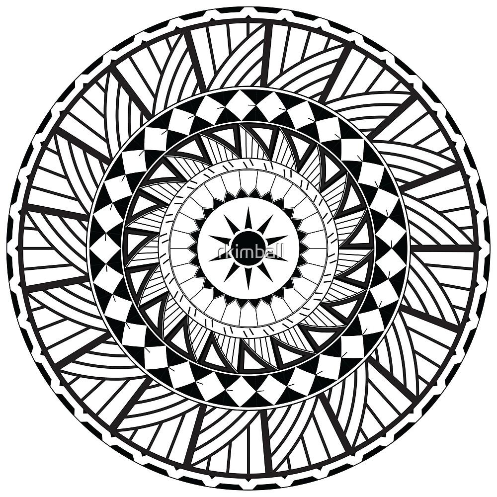 Maori Patterns 1 by rkimball