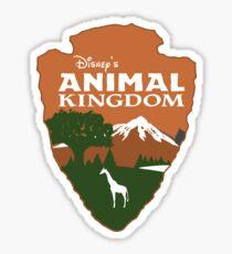 Animal Kingdom National Park Sticker