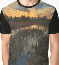 Autumn Dolly Sods Sunset Graphic T-Shirt